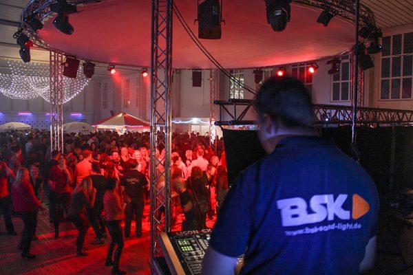 BSK Networks Vermietung Lichttechnik Hagen NRW DJ Licht Ton