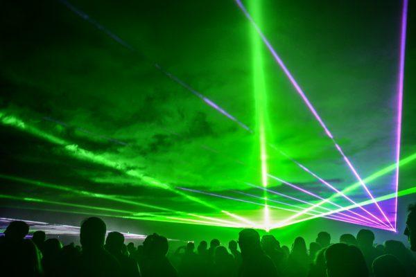 Lasershow BSK Networks Hagen