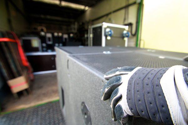 BSK Vermietung Lautsprecher für Veranstaltung