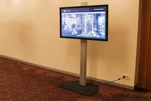 LED Leinwand Videowand Mieten Hagen Monitore Display Fernseher mieten