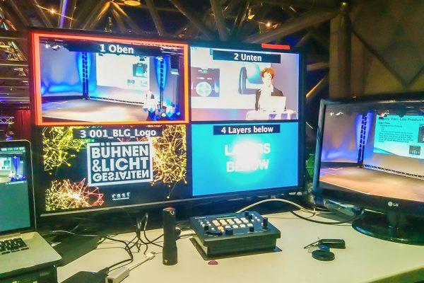 BSK Networks GbR Hagen Beamer meiten Display Liveübertragung